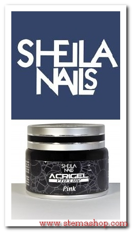 SHEILA NAILS ACRIGEL PRO-LINE PINK 30 ml
