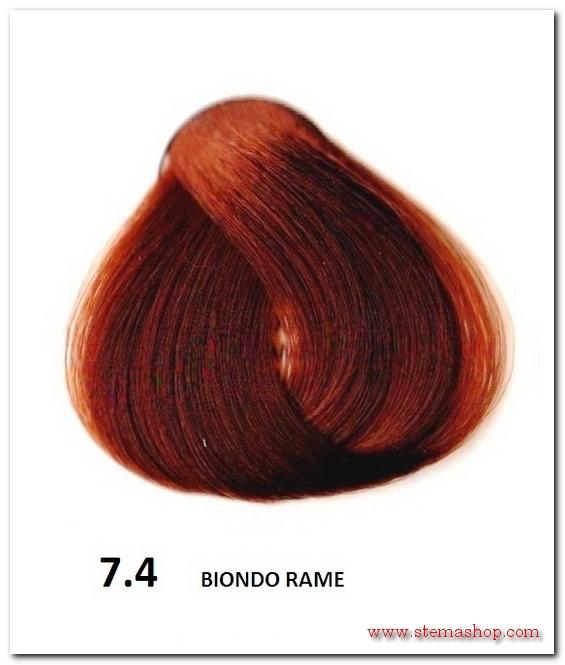 Popolare RAME : FANOLA TINTA 7.4 BIONDO RAME BU99