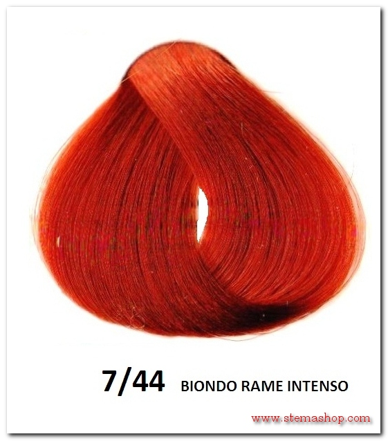 Molto RAMATI : INEBRYA TINTA 7/44 BIONDO RAME INTENSO VQ91