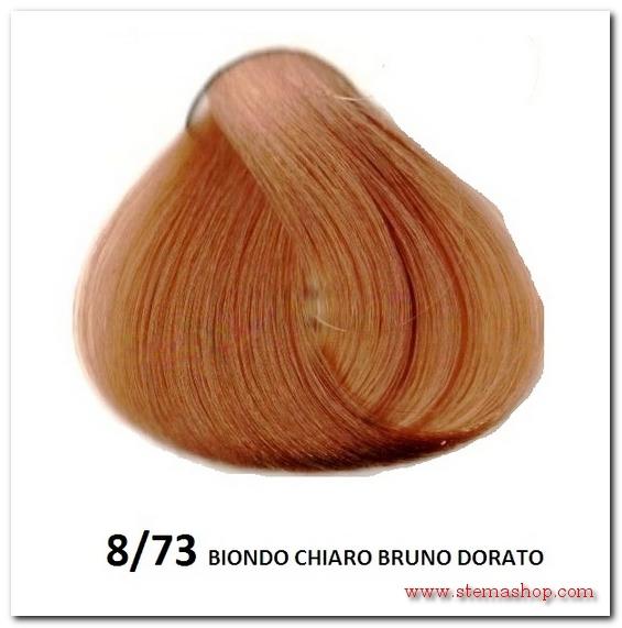 Conosciuto TABACCO : INEBRYA TINTA 8/73 BIONDO CHIARO BRUNO DORATO FR11