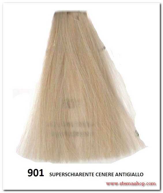 Superschiarente su capelli colorati