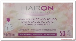 HAIRON MANTELLINE