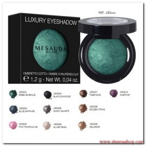 LUXURY EYESHADOW 190XXX