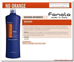 NO ORANGE MASCHERA 1000 ML