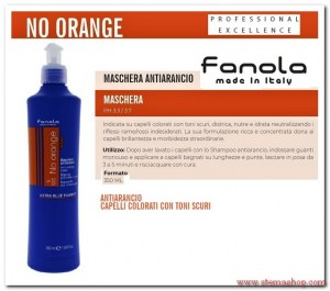 NO ORANGE MASCHERA 350 ML