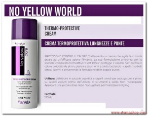 NO YELLOW CREMA TERMOPROTETTIVA
