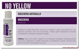 NO YELLOW MASCHERA 100 ML