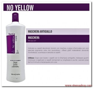 NO YELLOW MASCHERA 1000 ML