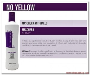 NO YELLOW MASCHERA 350 ML