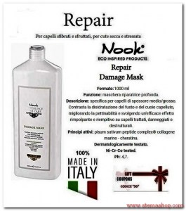 REPAIR MASK DAMAGE 1000 ML