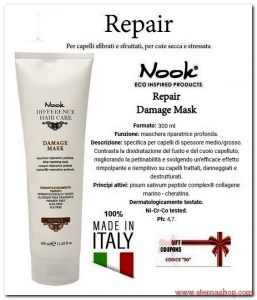 REPAIR MASK DAMAGE 300 ML