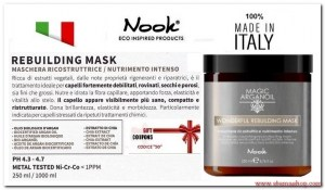 WONDERFUL MASCHERA 250 ML