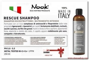 WONDERFUL SHAMPOO 250 ML