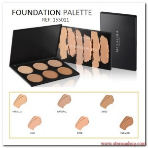 foundation-palette
